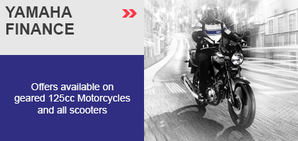 yamaha motorcycle deals and special offers